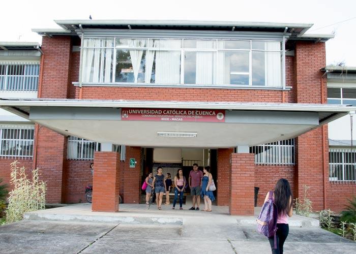 Campus Sede Macas Universidad Católica De Cuenca