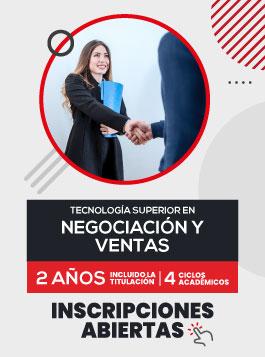 negociación y ventas